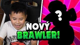 ROMÁNKA PRVNÍ SÓLO VIDEO A NOVÝ EPICKÝ BRAWLER! | Brawl Stars CzSk | Pepis