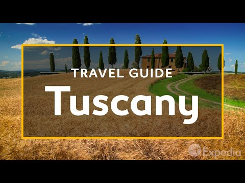 The Best Tuscany Vacations
