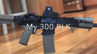 BCM 300 BLK, THE TRUCK GUN....