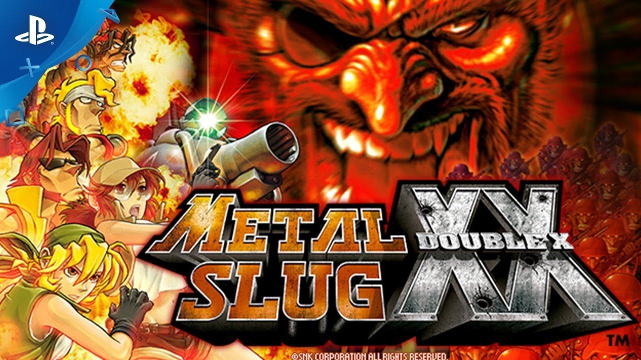 Metal Slug XX Available May 29th, Powered Up For PS4