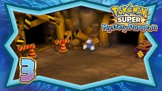 Drilbur  - (Pokémon) - Pokemon Super Mystery Dungeon ITA [Parte 3 - Miniera Drilbur]