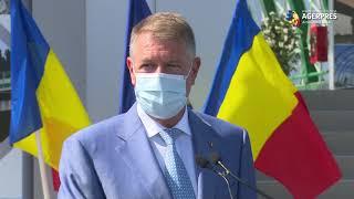 Iohannis: Legătura Gara de Nord - Aeroportul 'Henri Coandă', absolut esenţială