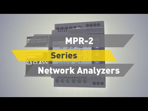 ENTES MPR-2 Series Network Analyzers