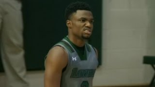 Andre Walker Ties Loyola Maryland Three-Point FG Record