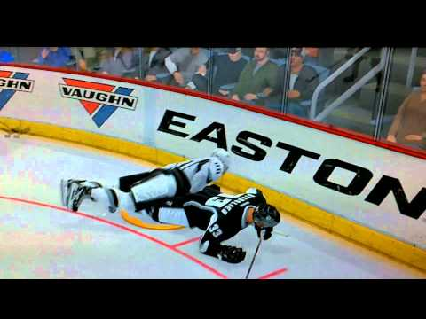 NHL 12 Goes Five-Hole On A … Defenseman