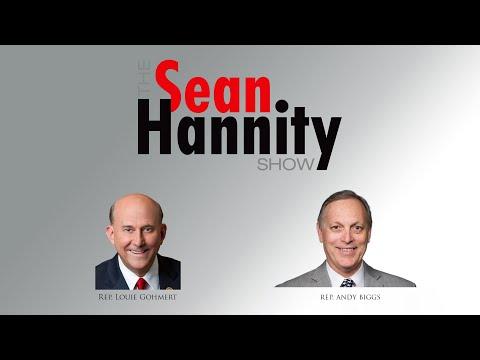 Louie Gohmert on Hannity Radio talks Coronavirus and Barr Judiciary hearing