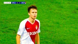 ГОЛОВИН - эпизод, которым ГОРДИТСЯ вся РОССИЯ! Саша показал, почему Монако его купил! Лига чемпионов