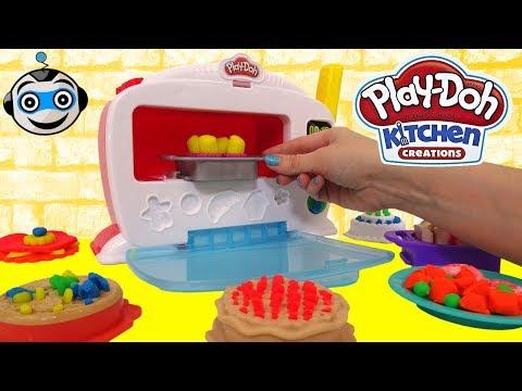 El Horno Mágico de Play-Doh