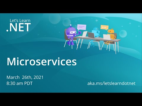 Let's Learn .NET - Microservices