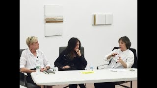Artist Talk: Melissa Kretschmer and Li Trincere moderated by Phyllis Tuchman