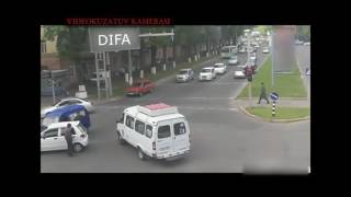 Видеонаблюдение в Ташкенте 2017  часть 2