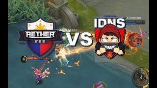 AE Vs IDNS - COCO Vs FRAMEZY - MSC 2018 - MOBILE LEGENDS - PHILIPPINES VS THAILAND