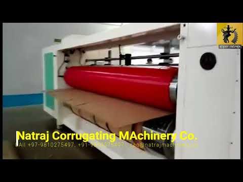 Semi Auto Die Cutting Machine