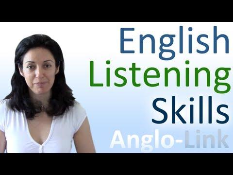 Learn English Listening Skills
