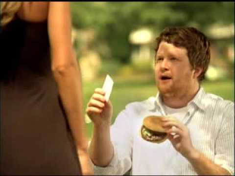 Arby's Commercial for Arby's RoastBurger (2009) (Television Commercial)