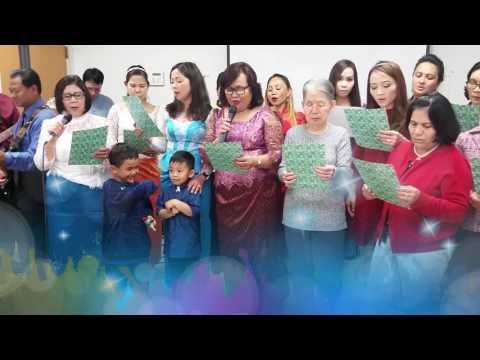 Khmer Christian Praise & Worship Song - The Song of New Year Day (04-10-2016)