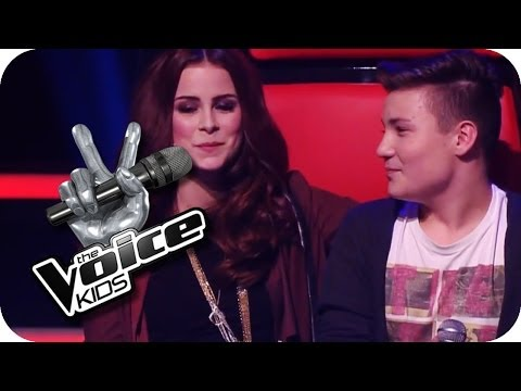 The Voice: Vòng giấu mặt... thí sinh cũng giấu mặt luôn...