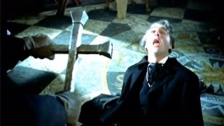 Dracula  Death Scene With Christopher Lee & Peter Cushing