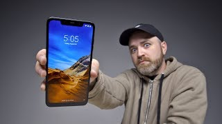 Pocophone F1 - How Is This Smartphone Possible?