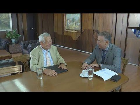 Συνάντηση του Υπουργού Εσωτερικών με τον πρόεδρο του ΑΣΕΠ