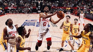 Coby White Has A FILTHY Quick Step, Shifty In Summer League | Top Plays From Tournament