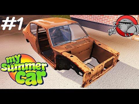 My Summer Car - НОВЫЙ СТАРТ (S2E1)