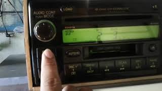 Chế đầu cd ô tô để nghe nhạc