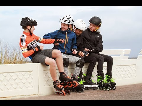 Video: Rollerblade Youth Range