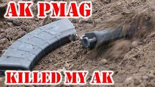 Magpul AK PMAG Killed My AKin The Good Way