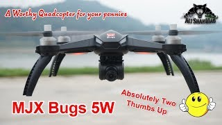 Watch this before you buy MJX Bugs 5W RC Quadcopter