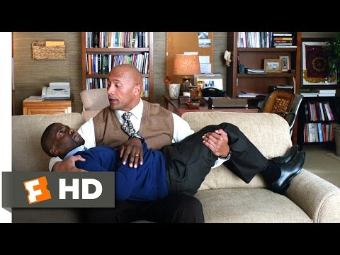 Central Intelligence (2016) - Marriage Counseling Scene (4/10) | Movieclips