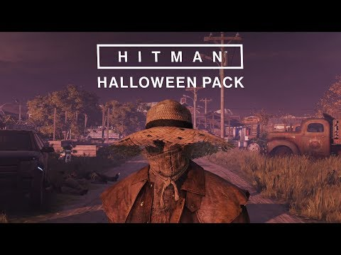 Pack DLC Halloween de Hitman