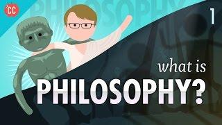 Что такое философия/ Ускоренный курс философии #1