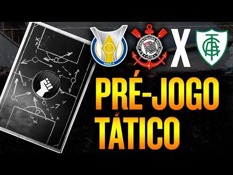 O que esperar de Corinthians x América-MG | Pré-jogo tático (com Jow e Bia)