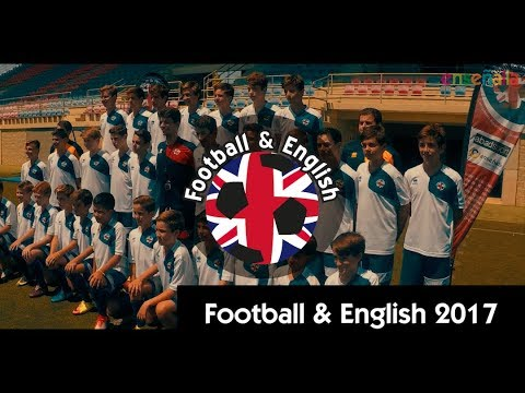 Football & English Camp 2017