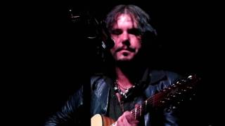 Jeff Martin Performing I Love You (Daniel Lanois cover) / The Messenger @ The Historic Red Dog