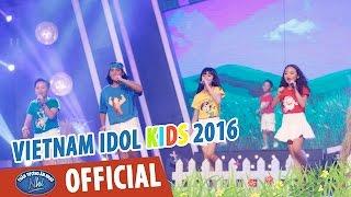 VIETNAM IDOL KIDS - THẦN TƯỢNG ÂM NHẠC NHÍ 2016 - TOP 6 NỮ - NÔNG TRẠI SIÊU PHÀM - TOP 13