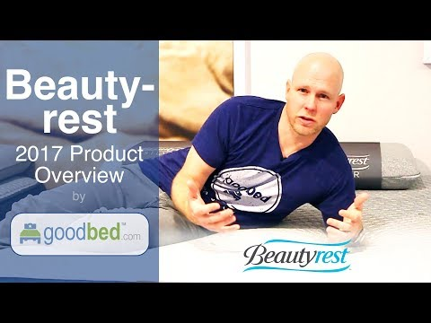Beautyrest Mattress Options EXPLAINED by GoodBed (VIDEO)