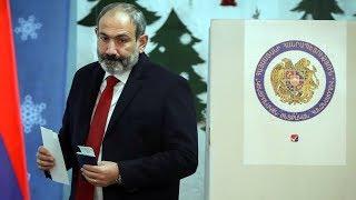 Выборы в Армении, протесты во Франции | ГЛАВНОЕ | 10.12.18