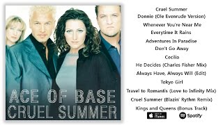 Ace of Base - Cruel Summer (1998) [Full Album]