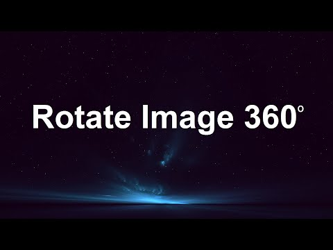 How to rotate image in html    360 Degree    Using internal css    Notepad    Dominance Computer