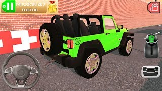 My Holiday Sport Green Car Jeep Race Driving - Best Android Gameplay