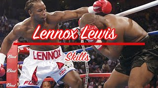Art of Boxing: Lennox Lewis - Diverse Right Hand