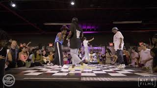 [HouseFinals] - Ladies of Hip-Hop Battle 2018