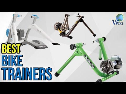8 Best Bike Trainers 2017