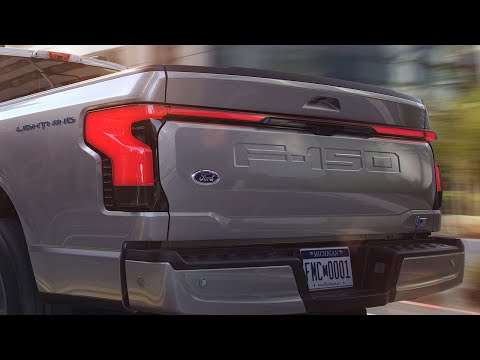 THIS is how you should order the 2022 F 150 Lightning!