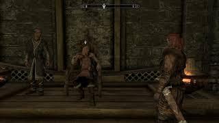 Прохождение основного сюжета tes 5 skyrim часть 2 (дуракин, свидетели золотого когтя,  крикнуть?)