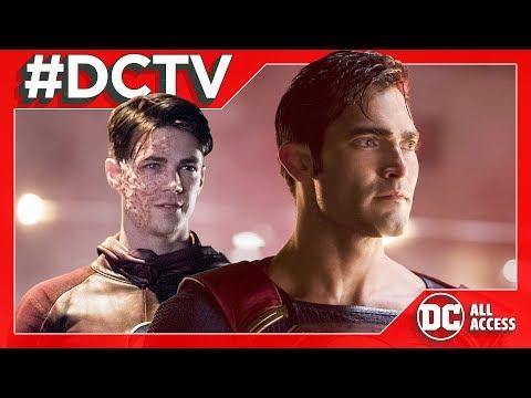 CW FINALES: Supergirl vs. Superman, Flash vs. Savitar, Arrow vs. Prometheus