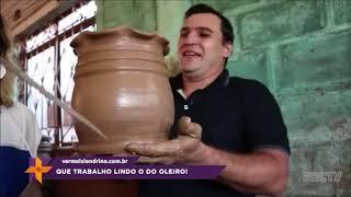 Conheça a arte milenar de fazer vasos de barro!