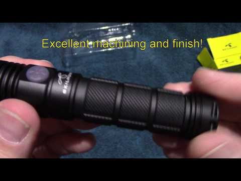 SKILHUNT DS21 Flashlight Review!